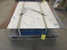 3500 Lb. Autoquip Model 36S40 Lift Table