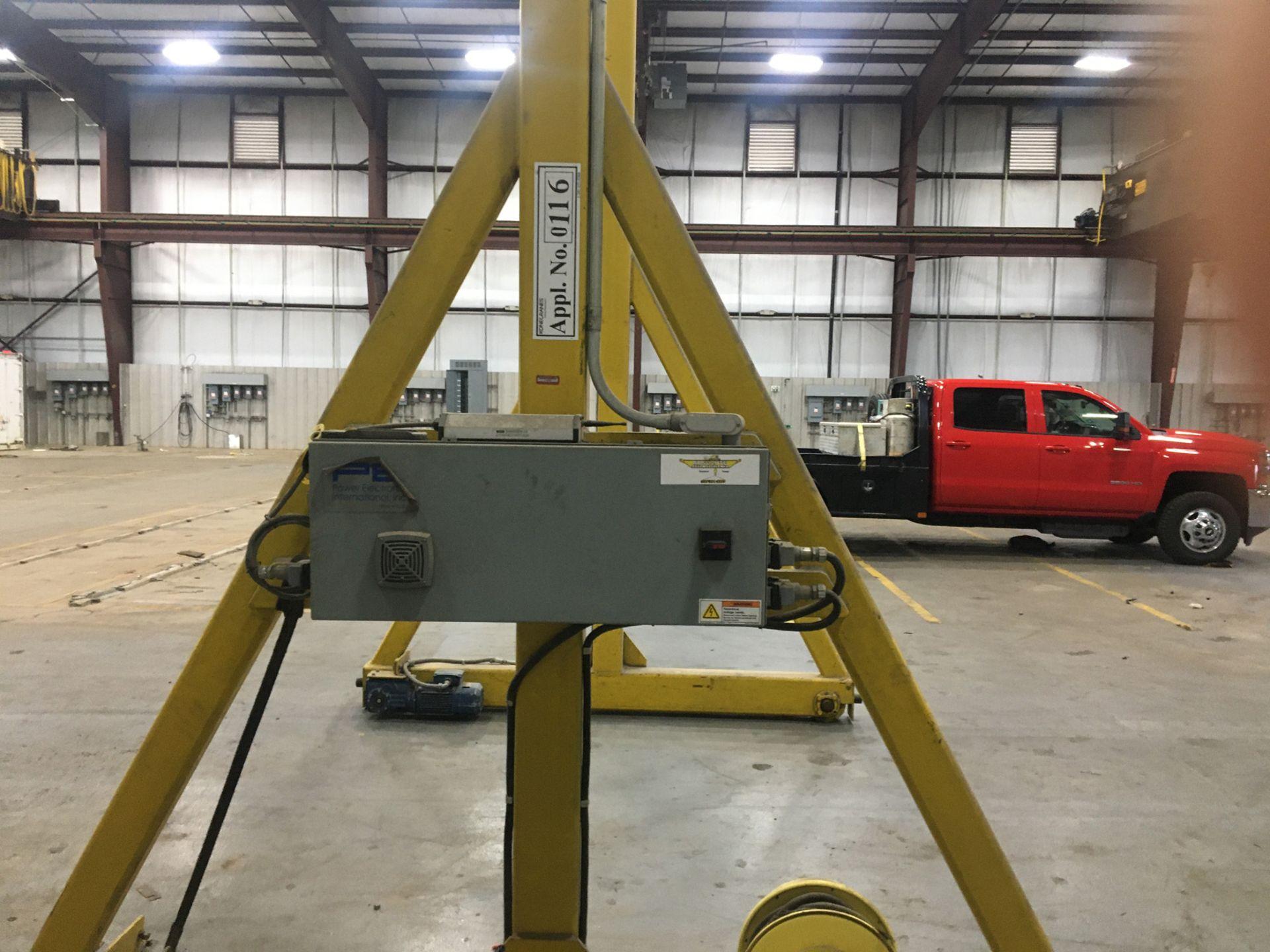 A Frame Crane - Image 5 of 5