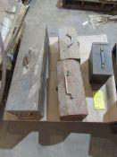 Lot of 5: Tool Boxes