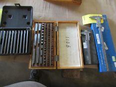 Lot of 4 QC Tools