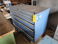 Lista 8 Drawer Tool Cabinet with Contents