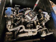 V8 Mercury Mercruiser (New in crate, March 2008)