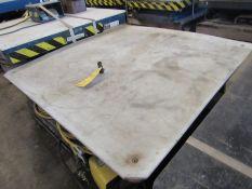 4000 Lb. Autoquip Model 36S40SR4 Lift Table