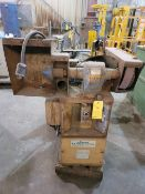 Hammond Abrasive Belt Grinder Model-UBG-8-65 S/N-3786