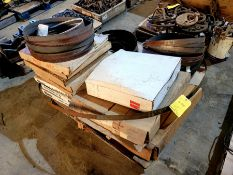 Pallet: Bandsaw Blades, Assorted Sizes