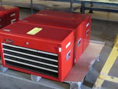 Lot of 3: Craftsman Tool Boxes
