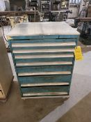 Lista 7 Drawer Tool Cabinet with Contents