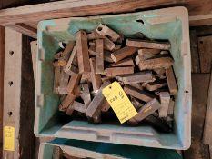 Lot: Lathe Holders - Large Size Assorted