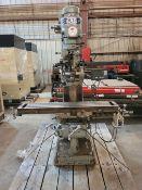 "2003 9"" x 50"" Sharp Model LMV-50 Vertical Milling Machine"