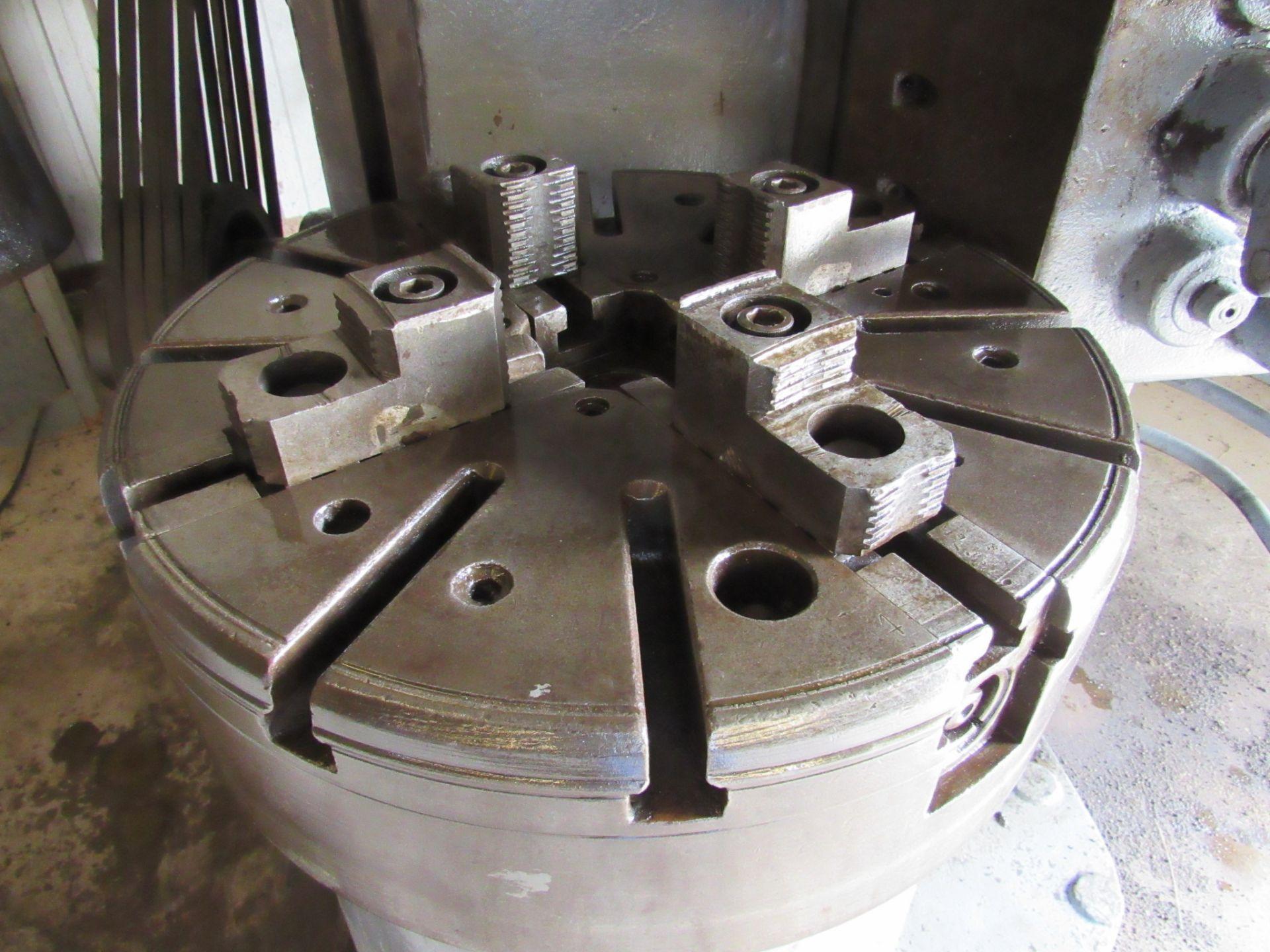 "24"" Bullard Vertical Turret Lathe - Image 6 of 7"