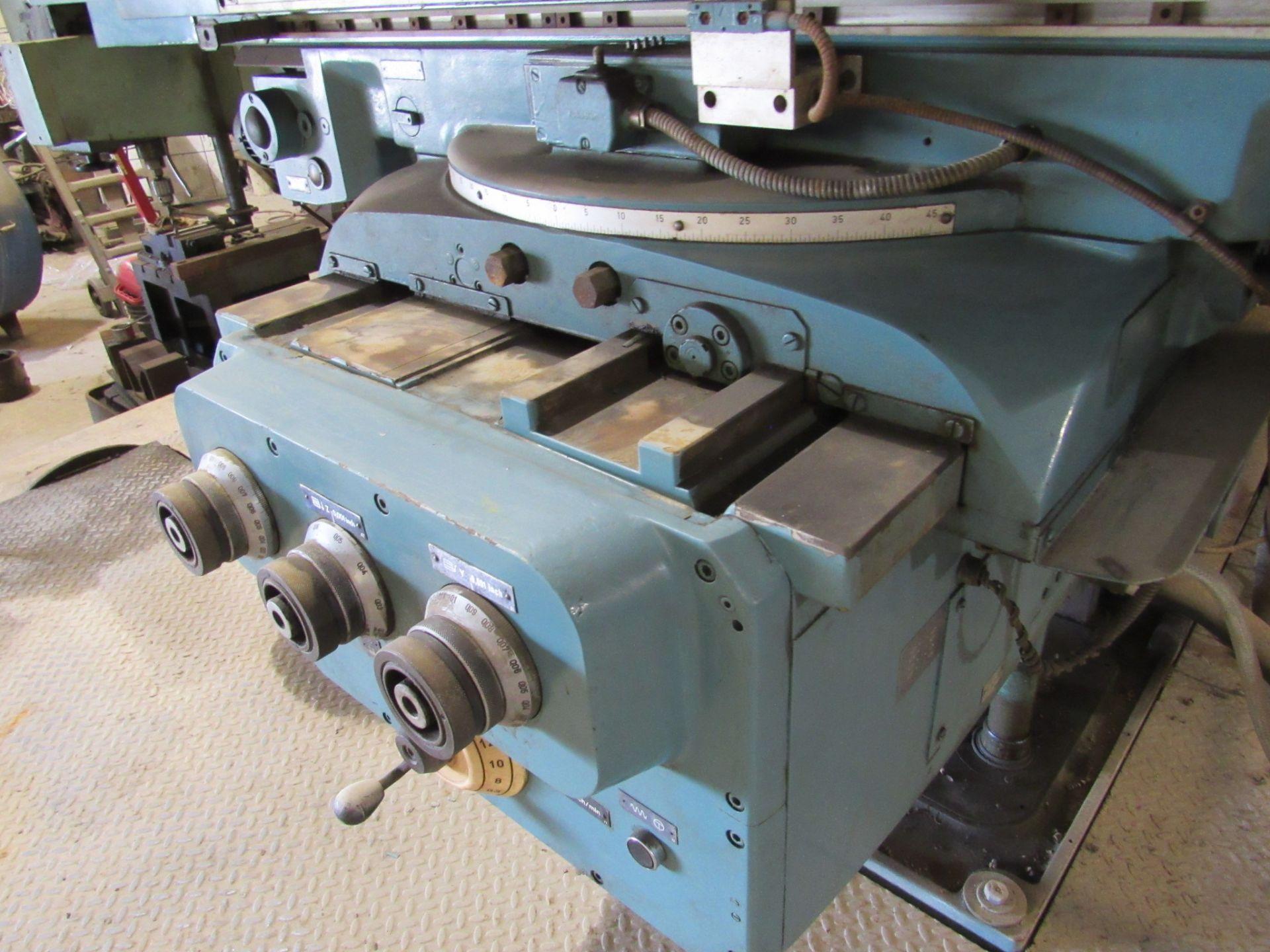 WMW Heckert Universal Mill - Image 5 of 7