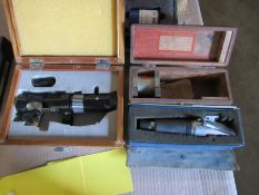 Lot of 3: Refractor Hardness Scope; Steering Gear Tool Kit; Magnetic Multi-Hole Imager