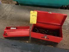 Air Hose Repair Kit in Toolbox