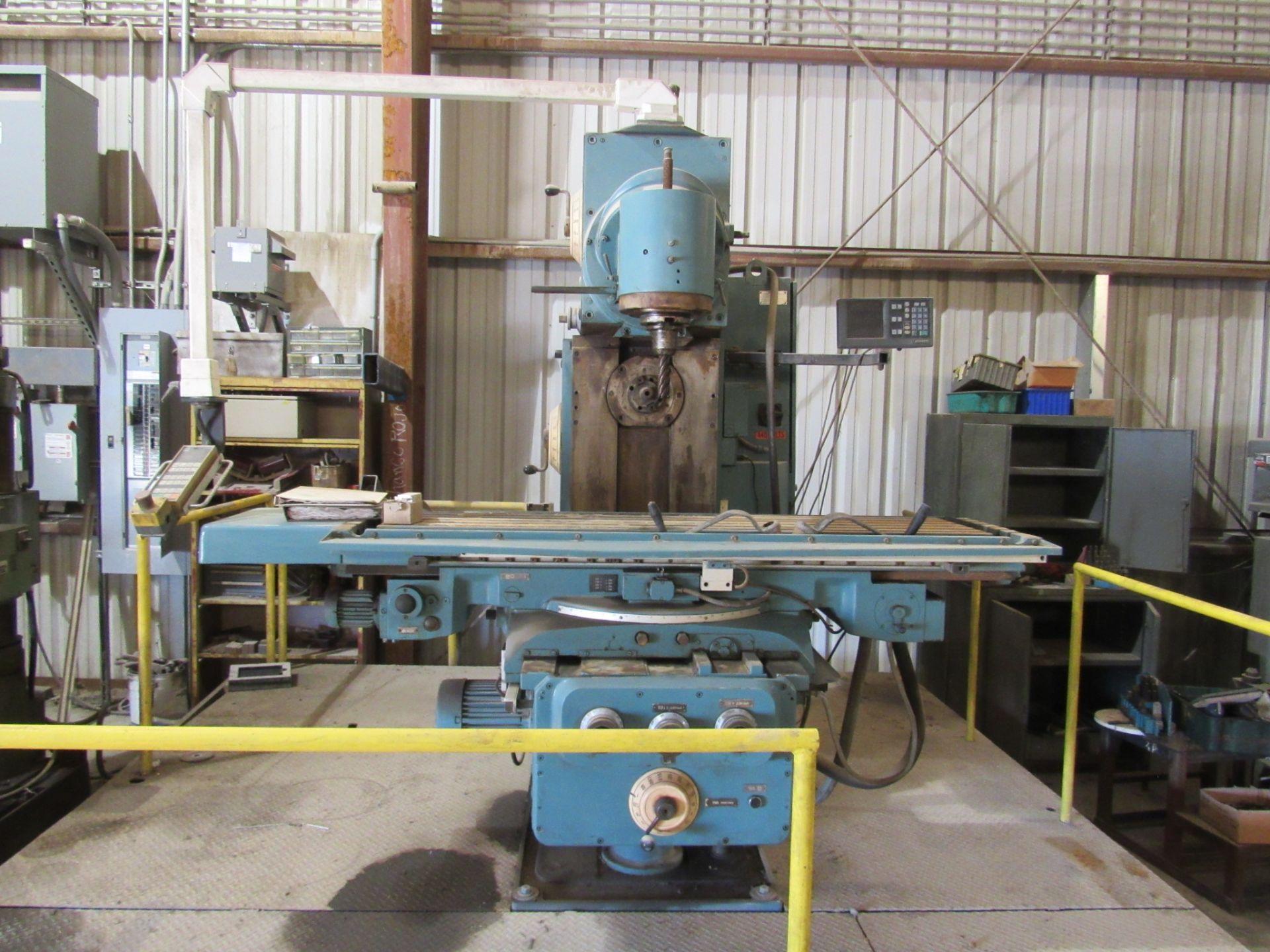 WMW Heckert Universal Mill