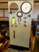 Pressurization Panel with Assorted PSI Ranges