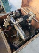 Climax Key Mill 65 Portable Unit in crate