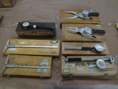 Lot of 6 QC Tools