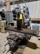 Cincinnati 3P Vertical Milling Machine