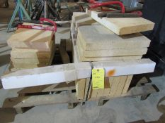 Pallet: Heat Pavers with Hand Carriers