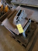 Shop Made Hydraulic Lift Table