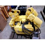 Acco Wright C1W01 Speedway 1-Ton Electric Hoist with Spark Proof Trolley