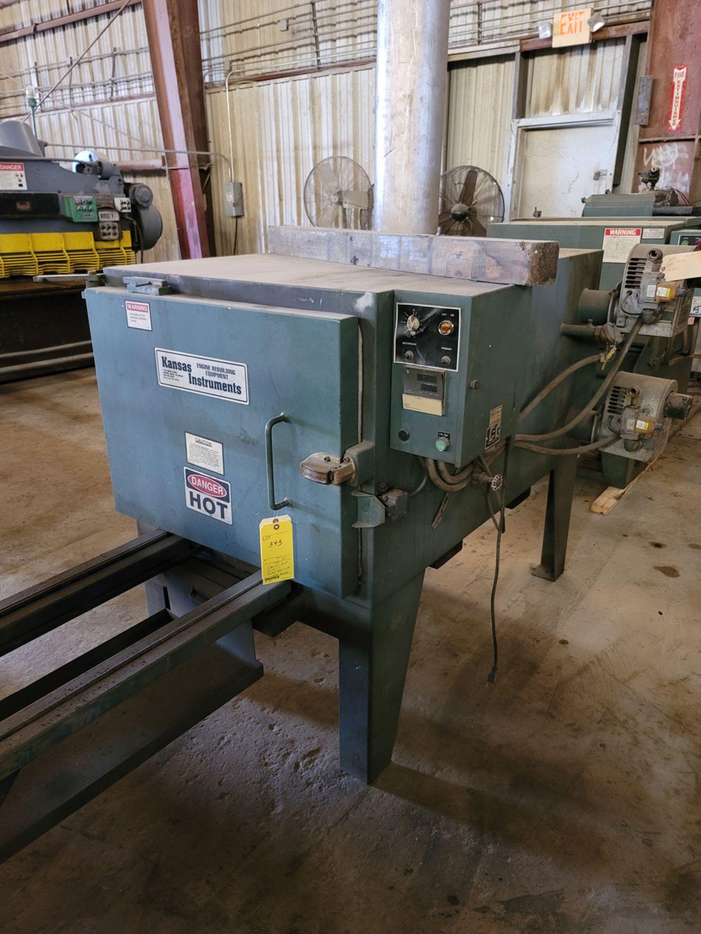 Kansas Instruments Model BK-17A Oven
