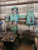 """4' 11"""" American Hole Wizard Radial Drill"""