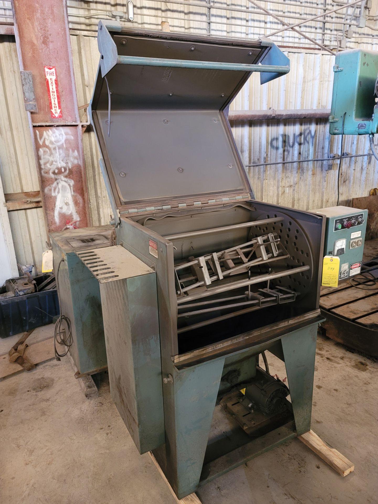 Kansas Instruments Model AB-502B Bake / Blast / Tumble Machine - Image 3 of 12