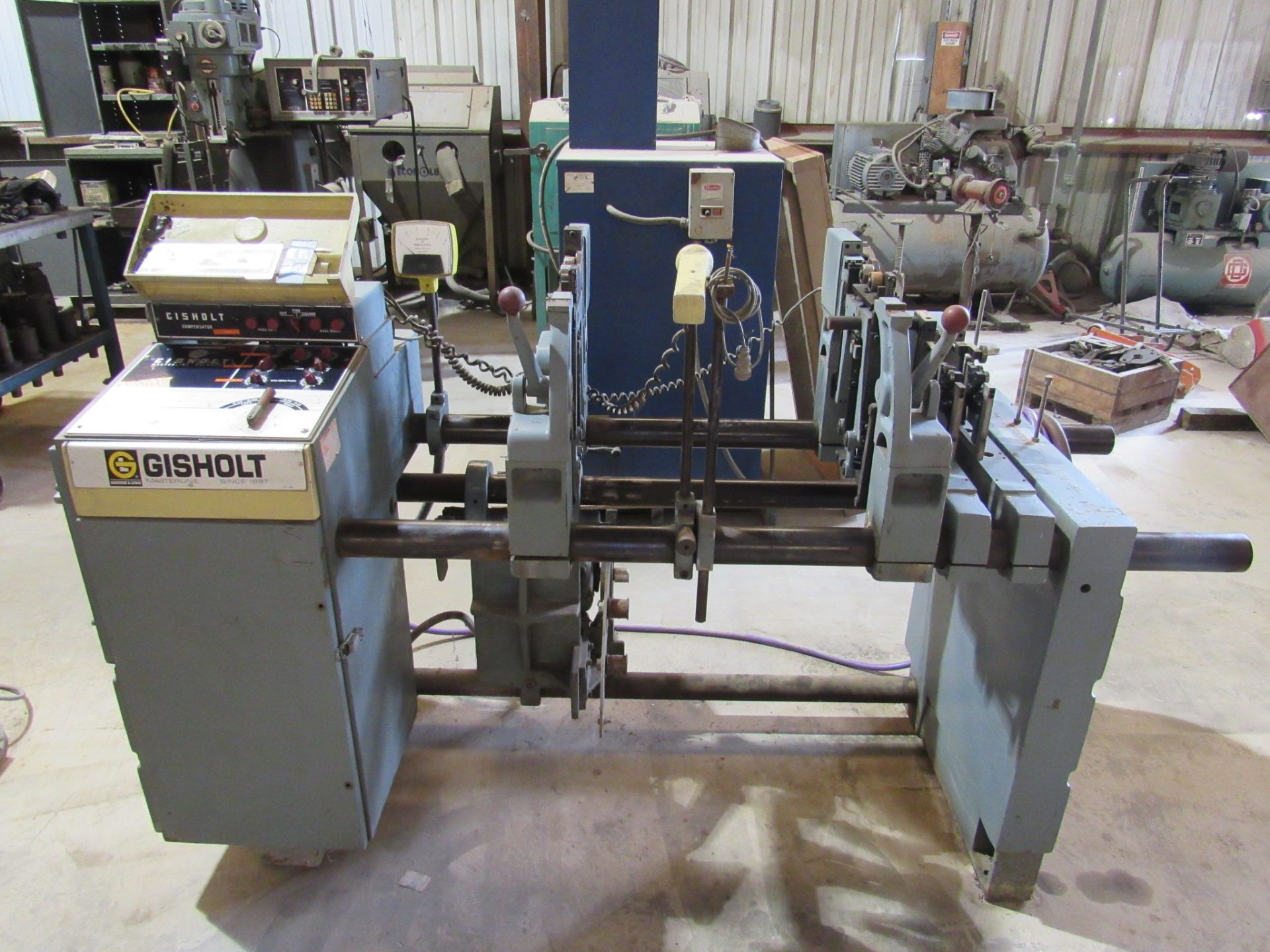Gisholt GP 500 Balancing Machine