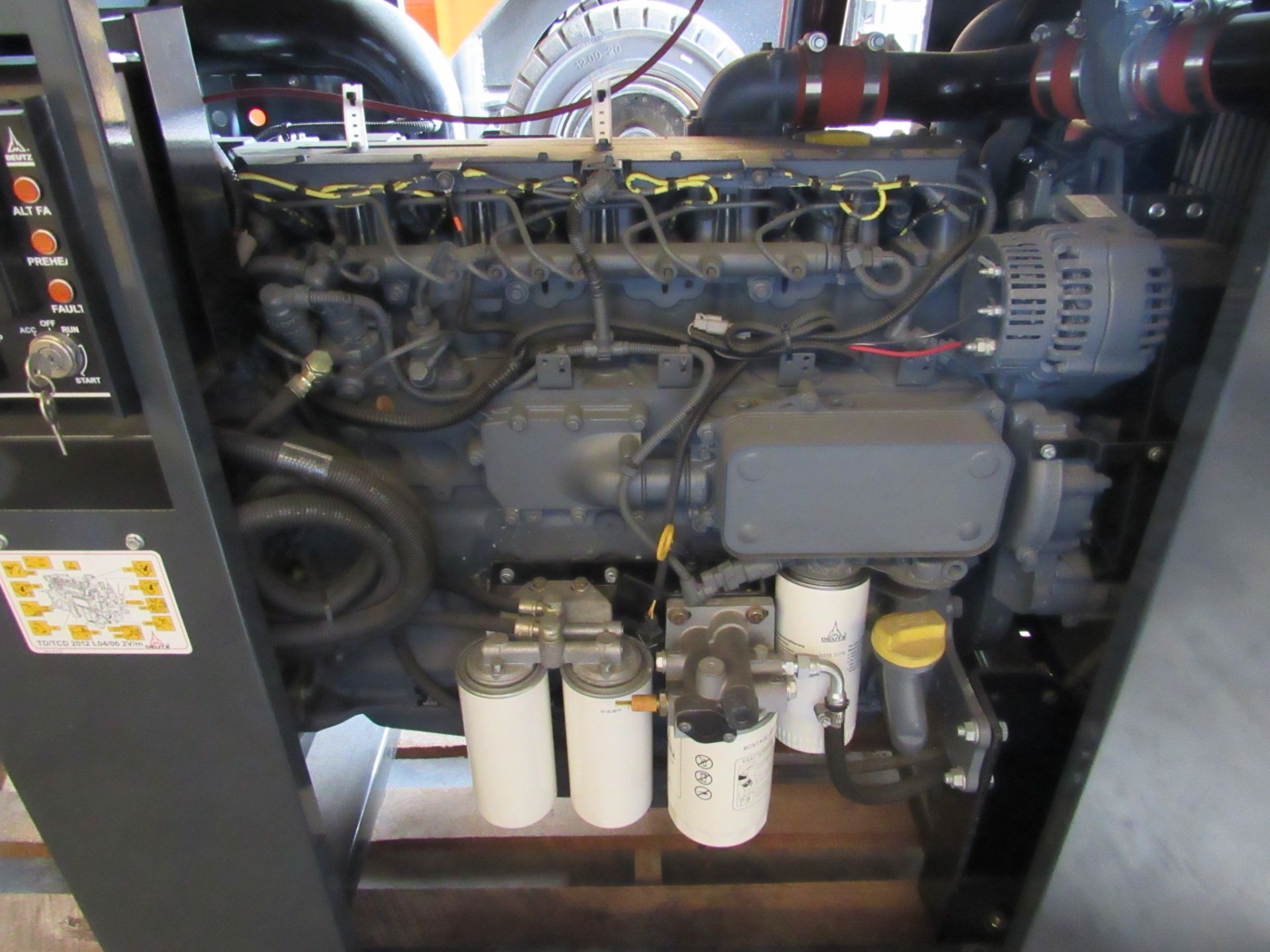 Deutz 197 HP Diesel Engine Power Unit - Image 4 of 5