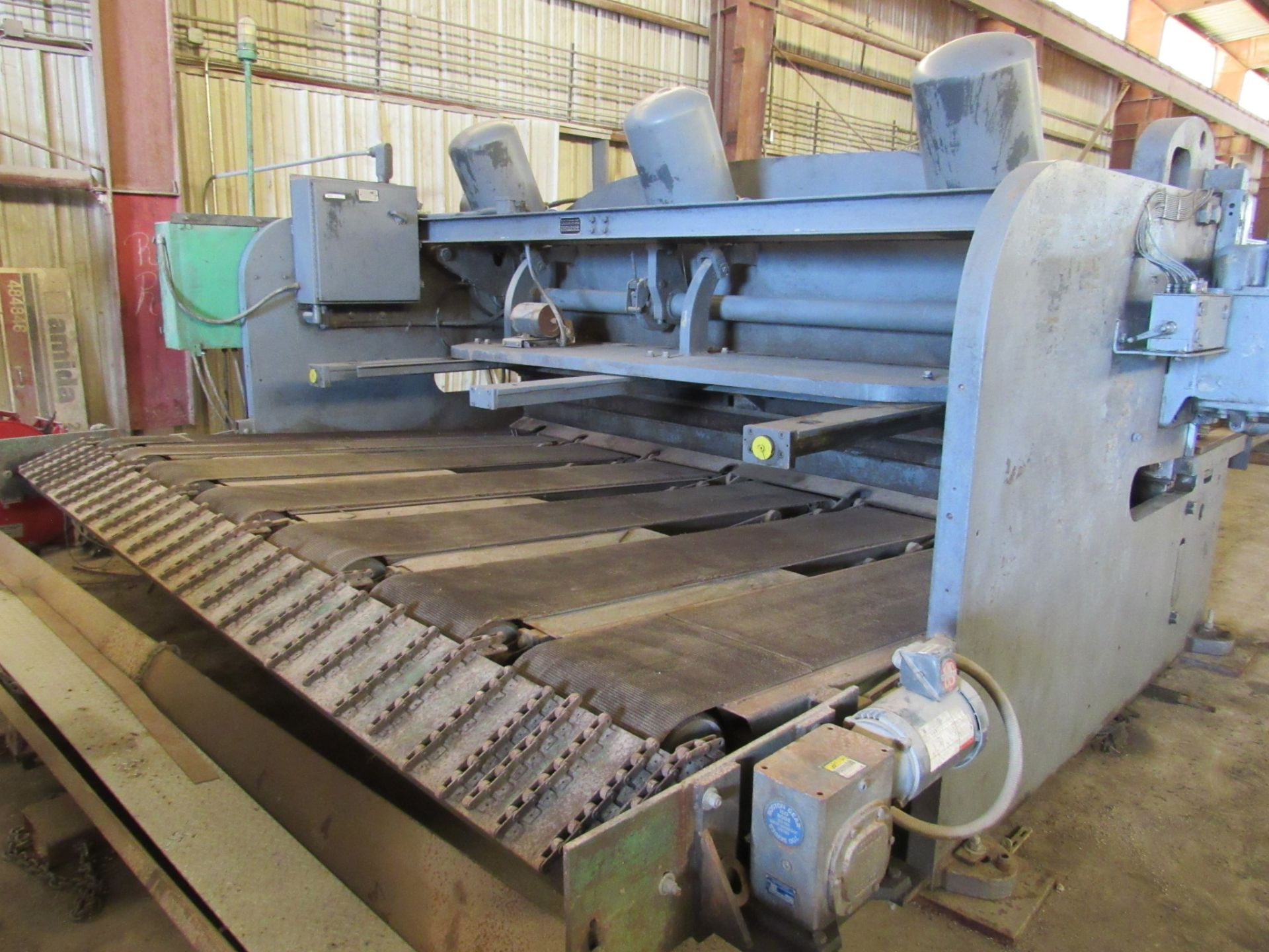 "3/8"" x 12' Cincinnati Mechanical Shears - Image 6 of 6"