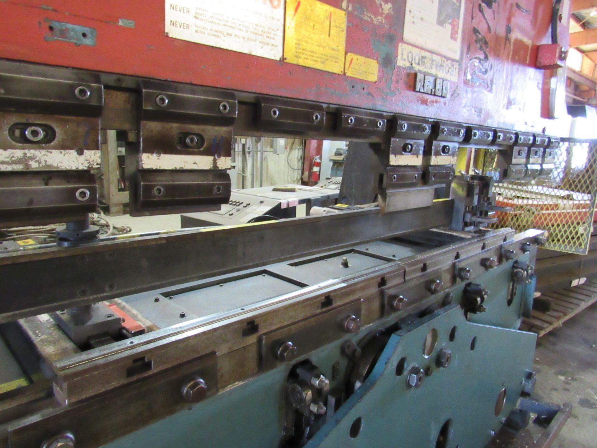 Amada 80 Ton RG 80 Press Brake - Image 5 of 7