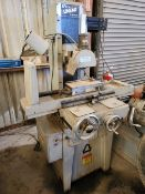 Okamoto Model 6-12/14 Linear Reciprocating Table Surface Grinder