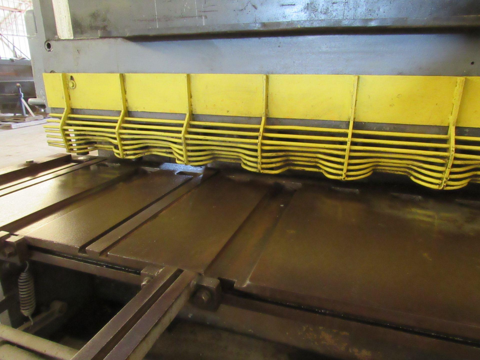 "3/8"" x 12' Cincinnati Mechanical Shears - Image 4 of 6"
