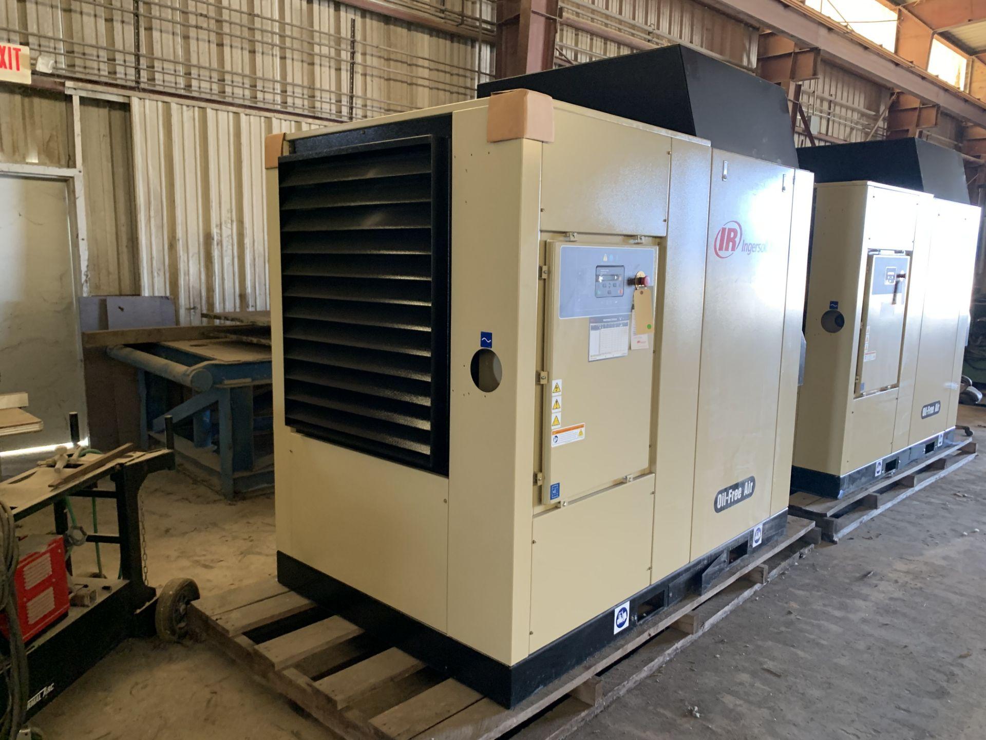 Ingersol-Rand Air Compressors