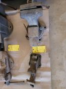 Lot of 2 Pipe Vises