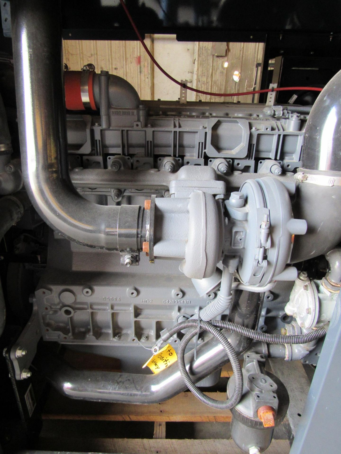 Deutz 197 HP Diesel Engine Power Unit - Image 3 of 5