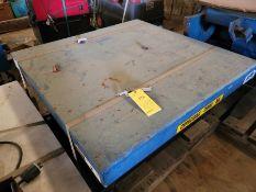3000 Kg Hydraulic Lift Table, APF Product Model-TS-3000-90