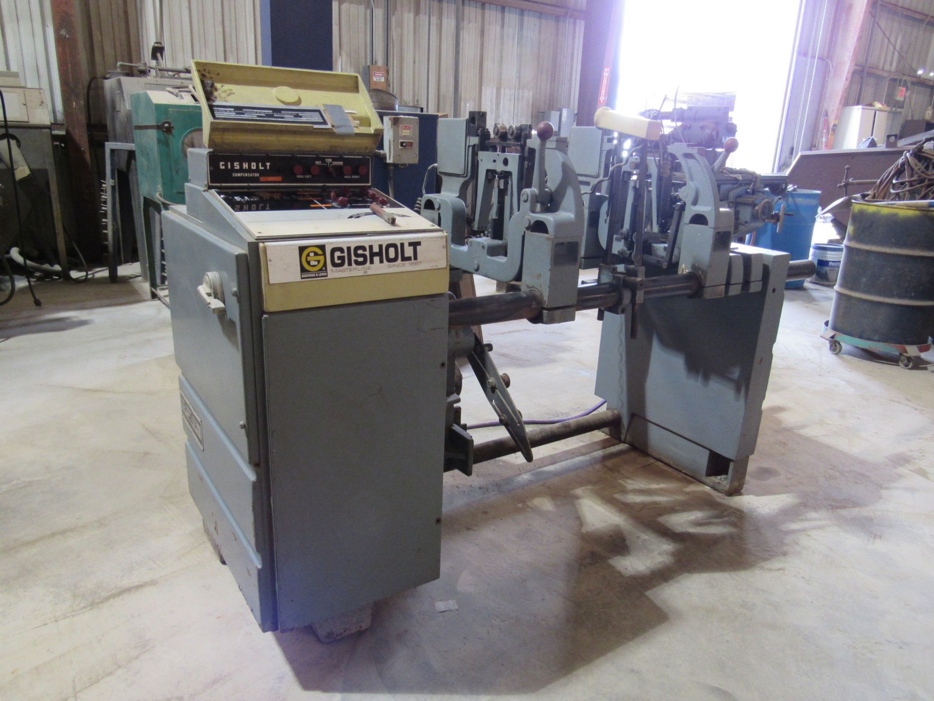 Gisholt GP 500 Balancing Machine - Image 3 of 7