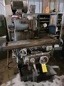 DoAll Model 447 Horizontal / Vertical Milling Machine