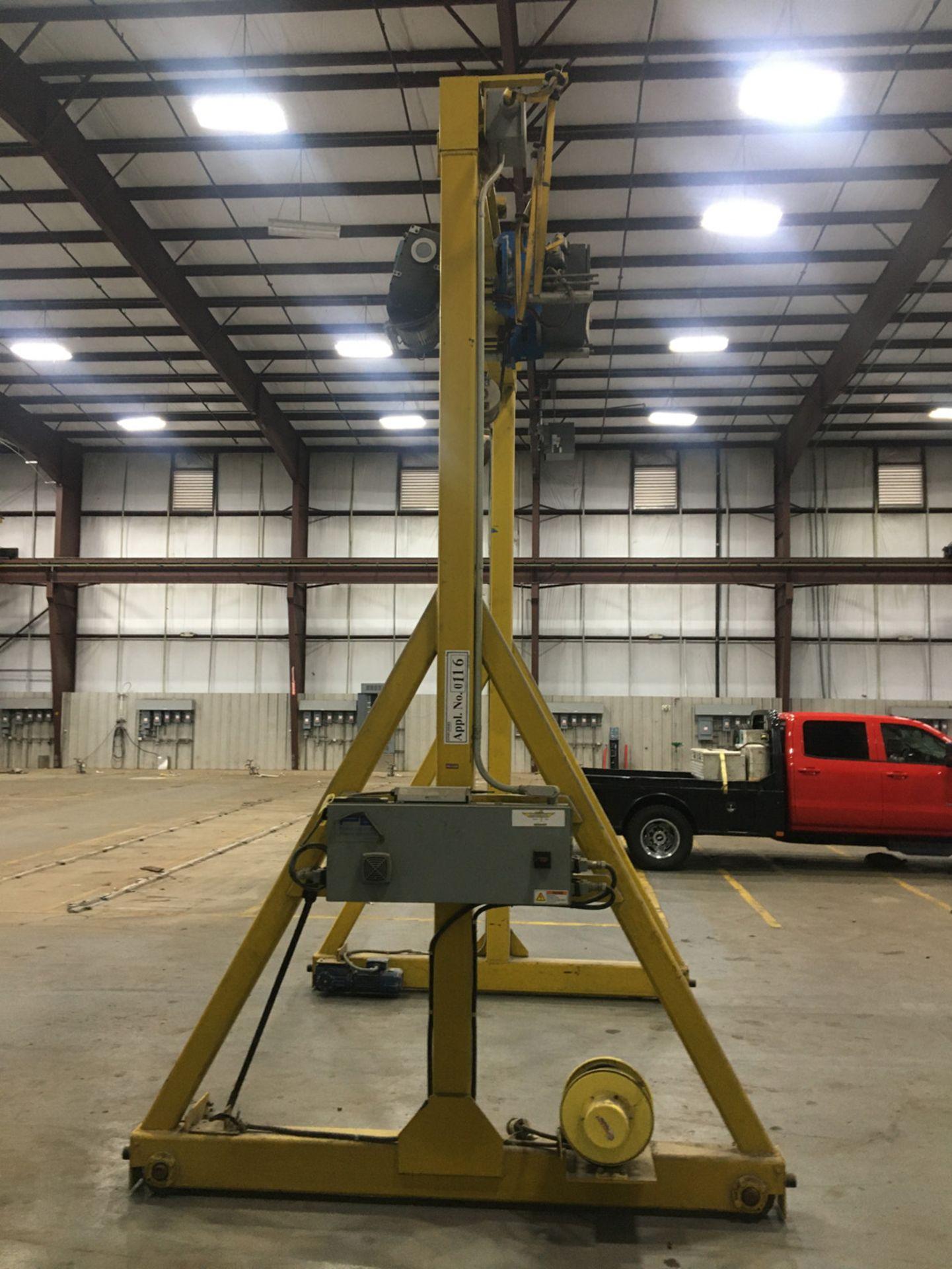 A Frame Crane - Image 4 of 5