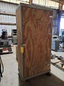 Tooling Cabinet with Multiple Shelves