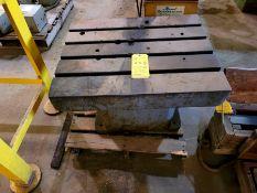 "24"" x 30"" x 20"" Radial Drill Box Table"
