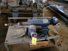 Safe-Turn Model-3000 Brake Drum Lathe with Infimatic Feed