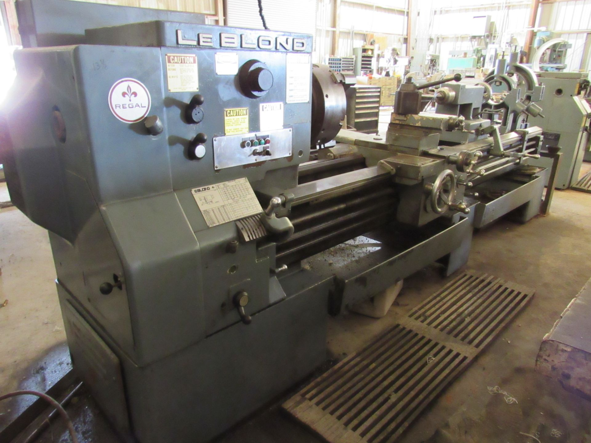 "26"" x 96"" LeBlond Regal Engine Lathe"