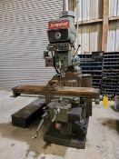 Bridgeport Series II Vertical Milling Machine