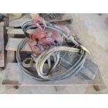 Coffing 3-Ton Chain Hoist