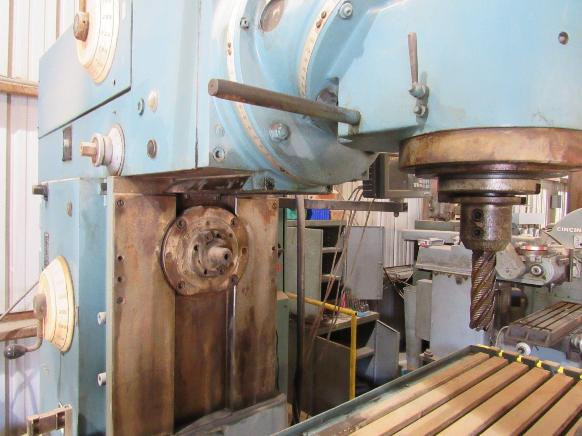 WMW Heckert Universal Mill - Image 7 of 7