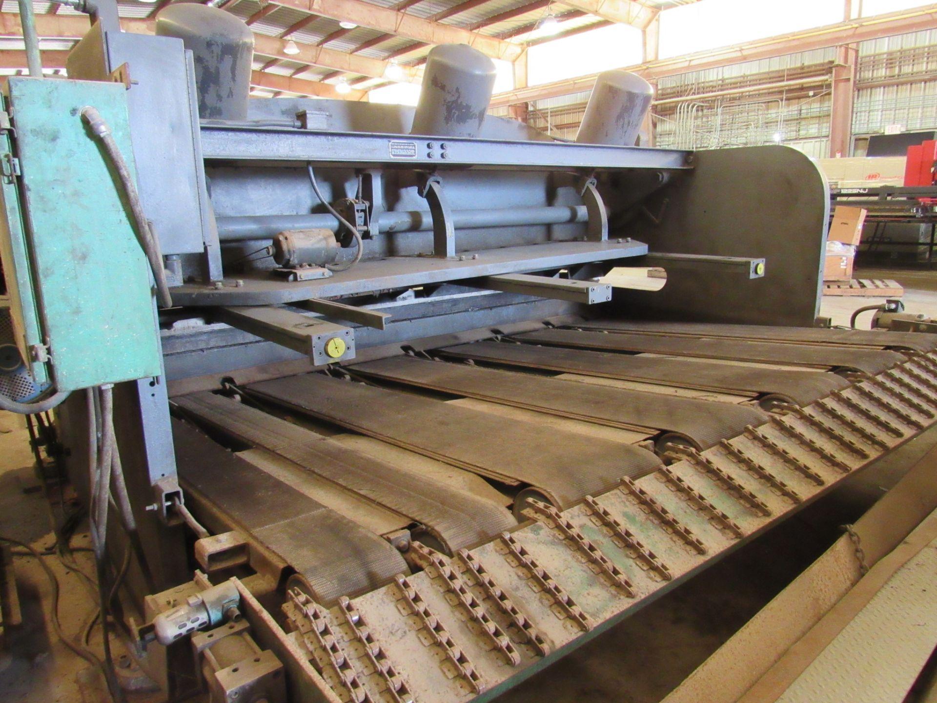 "3/8"" x 12' Cincinnati Mechanical Shears - Image 5 of 6"