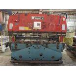 Amada 80 Ton RG 80 Press Brake